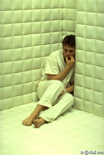 Daniel Jackson in a padded cell (Stargate SG-1)