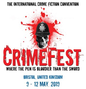 CrimeFest Bristol, UK 9-12 May 2019