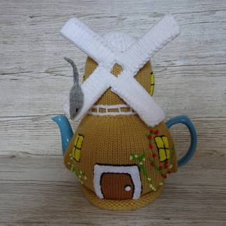 windmill tea cosie