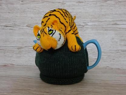tiger tea cosie