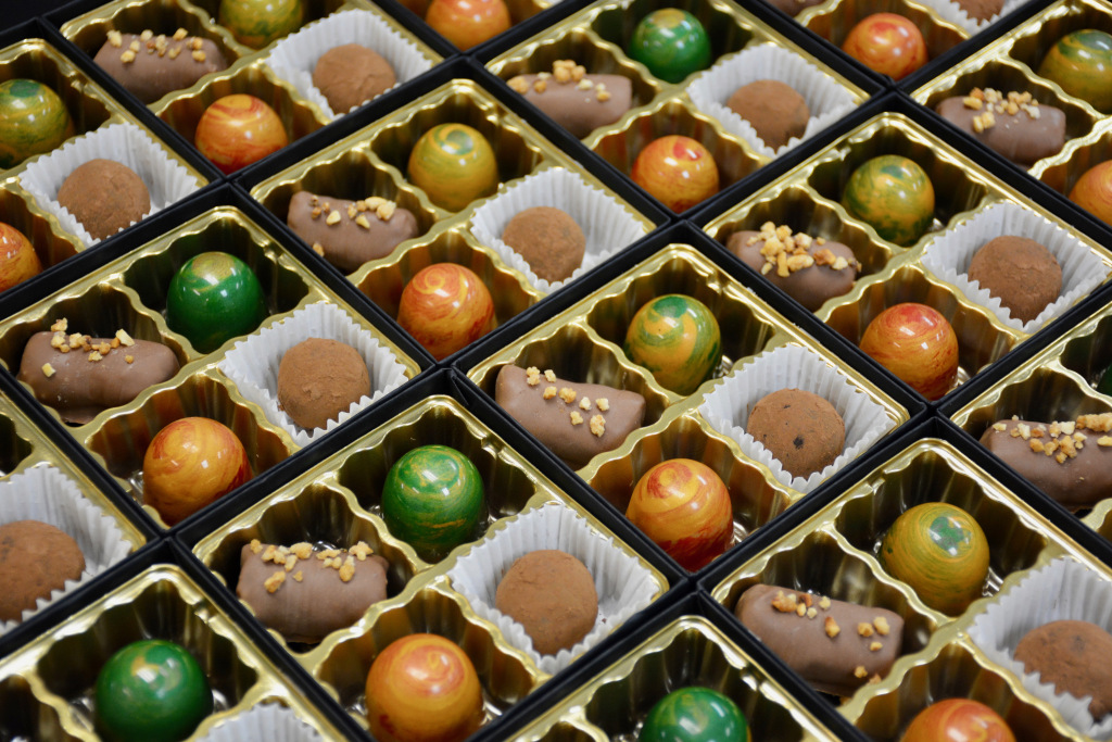 Chocolates by Rosie's Confections