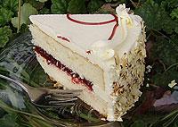Raspberry Rhapsody Cake