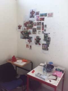 Studio space in its entire glory