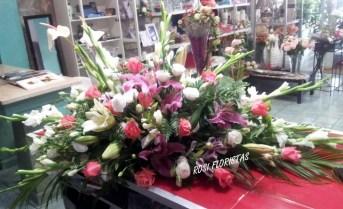 Palmatoria de rosas