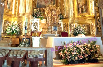 Altar Santuario de la Fuensanta