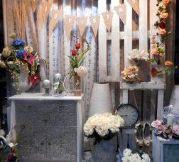 Seating para boda vintage en Murcia