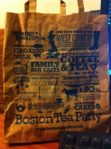 boston tea party worcester