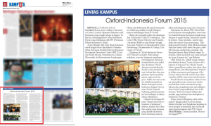 mahasiswa indonesia berkuliah di oxford inggris