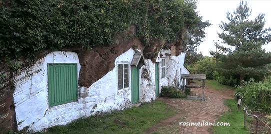 Rumah batu di Inggris
