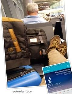 Eiger, perlengkapan traveling