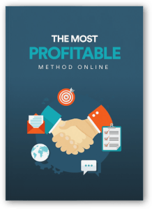 The Most Profitable Method Online