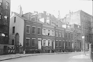 Oscar Maroney's residence on Grove Street
