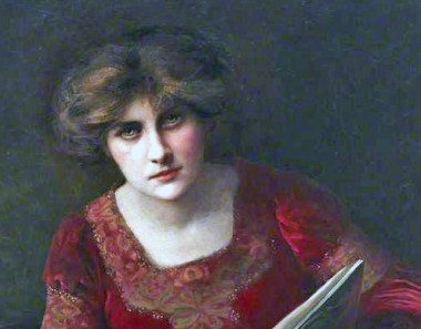 Beatrice Offor, British artist, and primary physical model for Anna