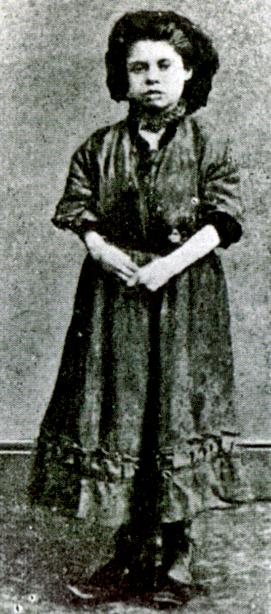 1880s Child Prostitute