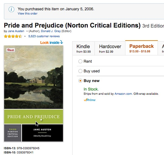 This is the real Norton Critical Edition