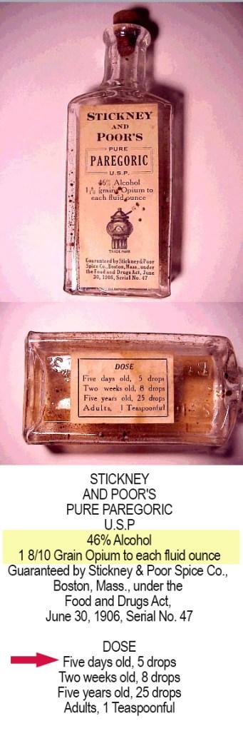 Stickney & Poor-Paregoric
