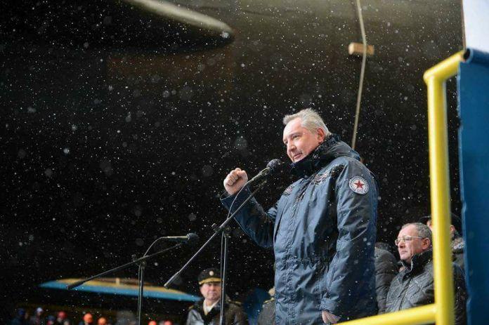Дмитрий Рогозин опасается разрушения объектов на космодроме Восточный. Фото: Дмитрий Рогозин Fan Club
