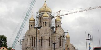 Спасо-Преображенский кафедральный собор. Фото: vladivostok-eparhia.ru/eparhia