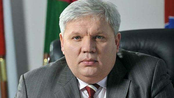 экс-мэр Туапсе Владимир Зверев