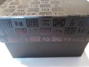 Box for pen holder
