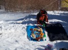 Offerings to the mountain