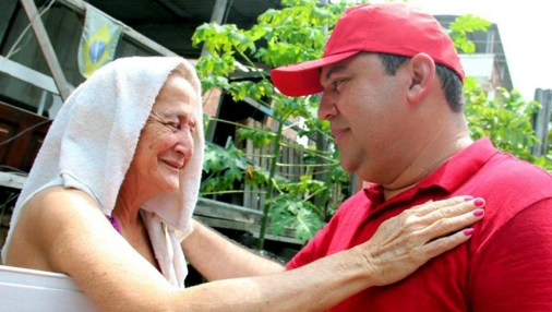 MANAUS, 23/12/16 VEREADOR ROSIVALDO CORDOVIL (PTN) FOTO: ERILAINE FRAZAO