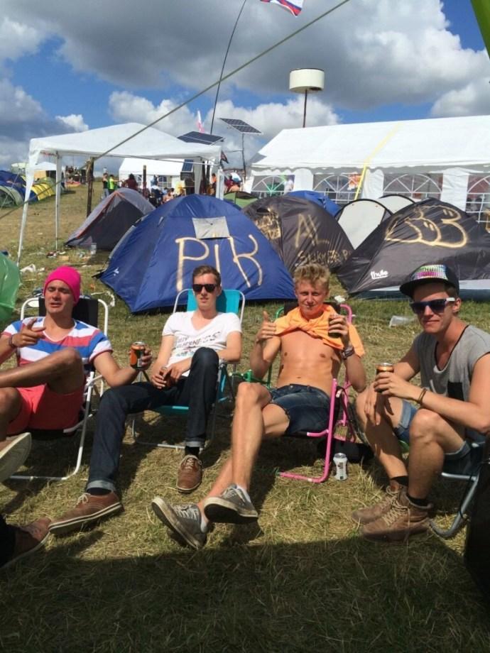 Swedish camp