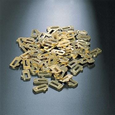 Zipper components
