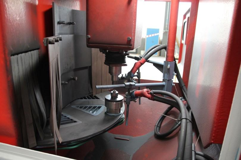 Rosler RWT Turning Table Machine