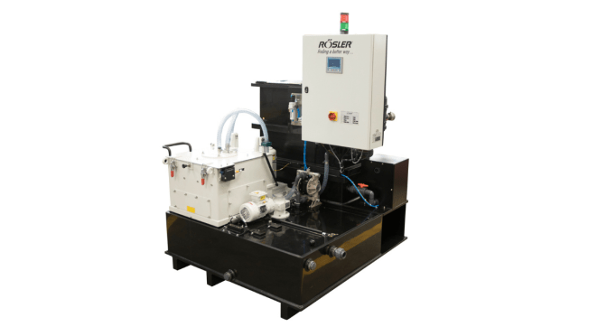 Centrifuge Technology, Part 1 – Water Cleaning Systems Replace Outdated Methods