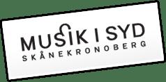 lMusik i Syd - Logo