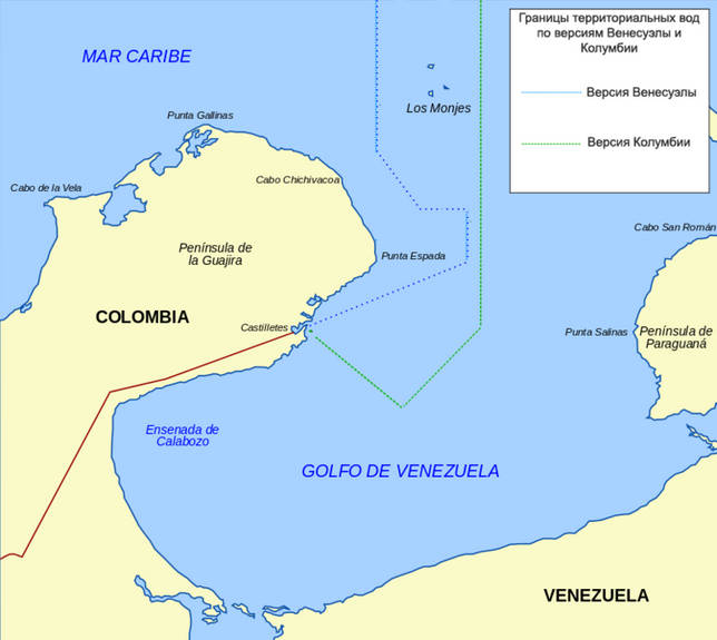 Venezuelan Bay.