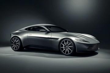 Aston Martin DB10 - czyli cacko Jamesa Bonda