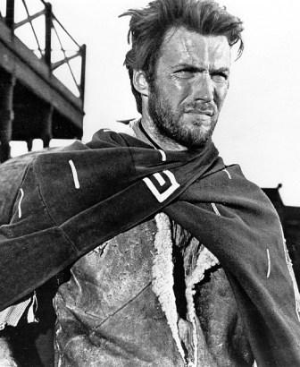 Clint Ewastwood - legenda kina Western