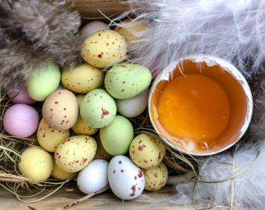 """Zacznijmy """"ab ovo"""" czyli kulinarnie, świątecznie i artystycznie o jajku"""