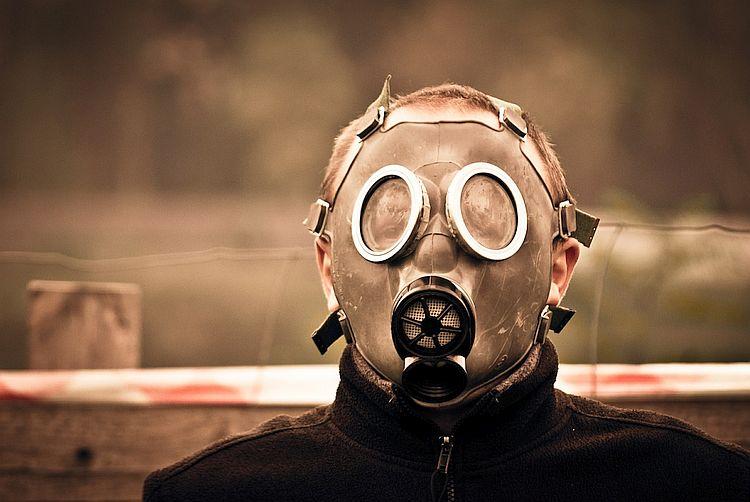 maska gazowa