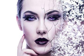 Domowe sposoby na suchą skórę twarzy, stóp i powiek