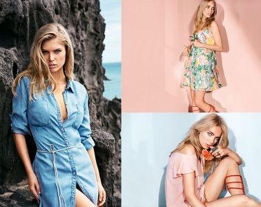 Trendy na wiosnę – sukienki w 3 stylach