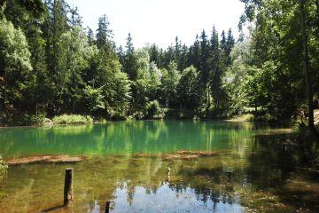 Kolorowe Jeziorka - niezwykłe miejsce na Dolnym Śląsku