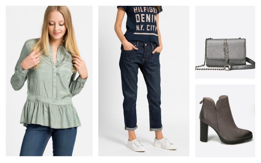 Najmodniejsze jeansy