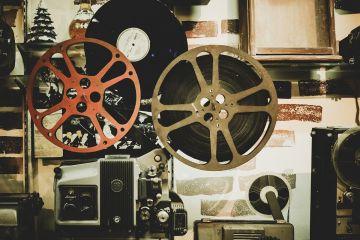 Ruchome obrazy, czyli historia kina i cywilizacji