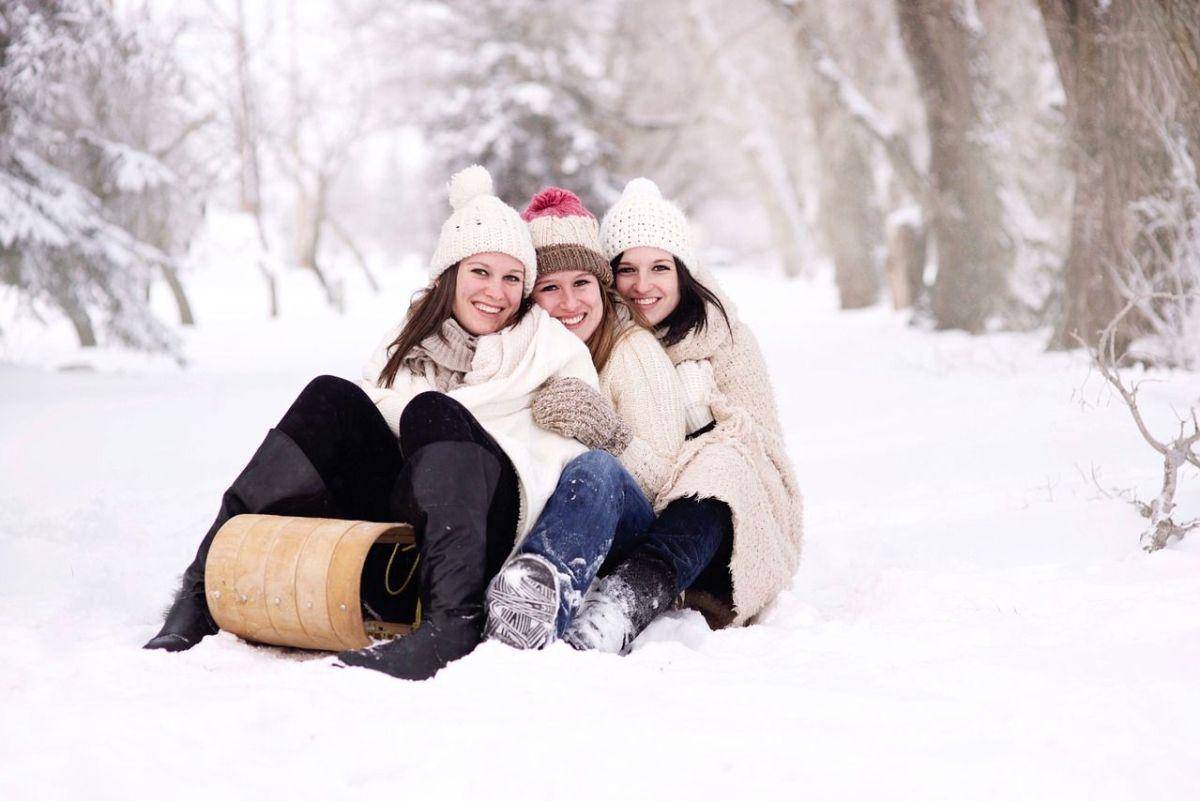 Endorfiny zimą