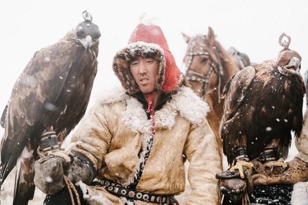 Охотники с орлами. Беркутчи: Монголия в объективе ...