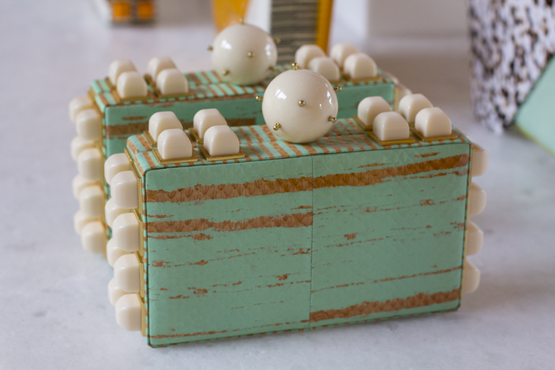 Tonya-Hawkes-green-white-clutch