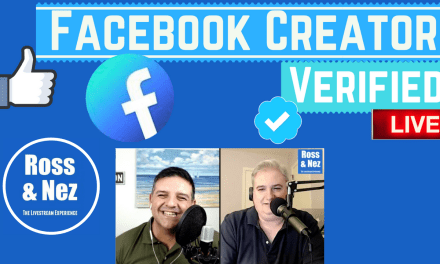 Facebook Creator App for Video and Twitter Verification Controversy (Ross & Nez 003)