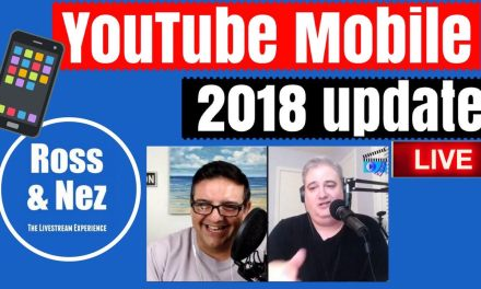 YouTube Live Available for Channels with 25+ Followers (Ross & Nez 001)