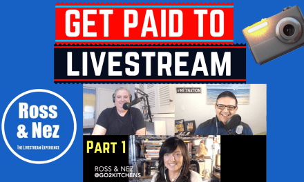 How to Get Sponsors for Your Livestream Show: Part 1 with Leslie Nance (Ross & Nez 016)