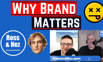 How to Keep Your Brand Healthy – Logan Paul (Ross & Nez 020)
