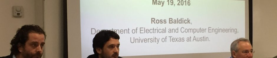 Ross Baldick Electricity Consulting