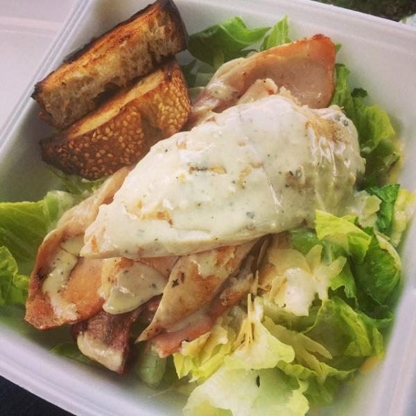 Caesar Salad with Chicken - take away